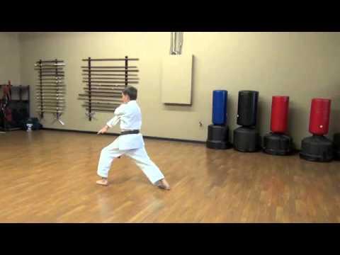 Lincoln Budokan, Nijushi Kenkojuku Shotokan Karate