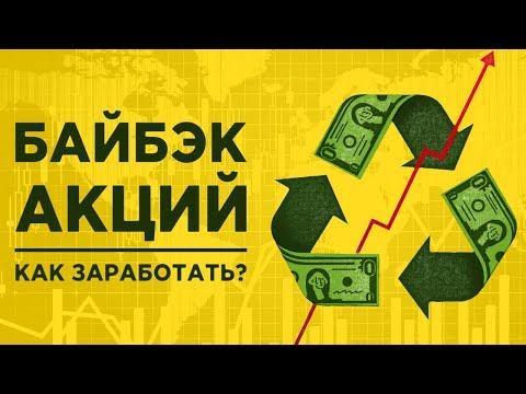Что такое байбэк и как заработать на обратном выкупе акций? / Инвестиции в акции на бирже