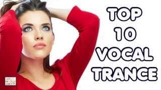 Top 10 Vocal Trance 2015 - April