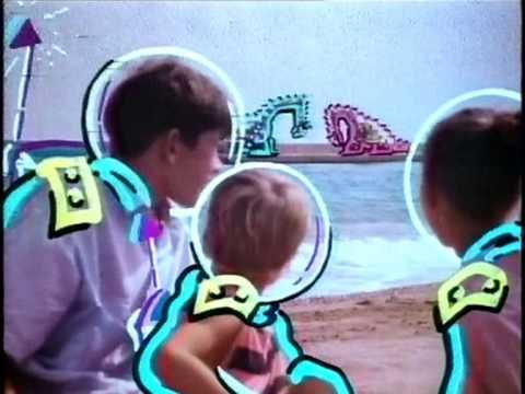Smarties Werbung Drachen 1990