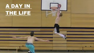 a day in the life acl recovery basketball