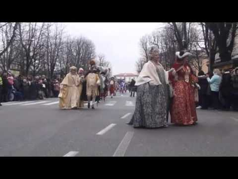 Carnevale Di Bergamo Del 2016 Sfilata Di Mezza Quaresima Sfilata