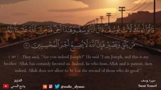 تلاوة لكل من أحزنت الدنيا قلبه - وديع اليمني