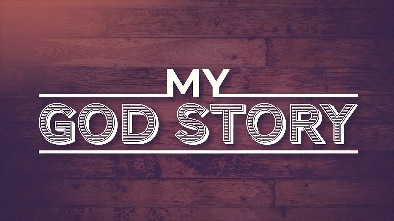 My God Story - Robin: Part 1