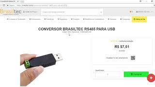 Conversor USB to SERIAL RS485  - Instalando driver para o conversor