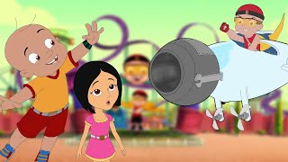 Mighty Raju Theme Park Mein Hui Gadbad!! Hindi Cartoon for Kids