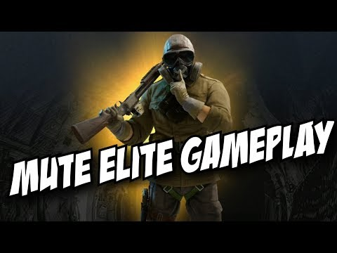 Rainbow Six Siege Mute Elite Gameplay MVP Victory Animation F Squadron