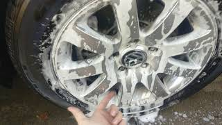 Super Clean professional wheel cleaner review! Great wheel cleaner          ✔