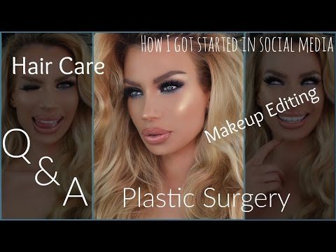 Q & A - LIP FILLERS? - How to be successful on SOCIAL MEDIA?