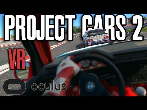 Project CARS 2 | Group A BMW M3 | Career #3 | VR