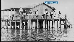 Stilt houses in Pasco County represent Florida history, coastal tradition