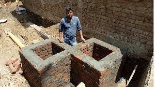 Plumber worker chamber Video