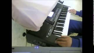 غريبه الناس - وائل جسار - عزف جمال الحسيني - Ghareba El Nas - Played By Me
