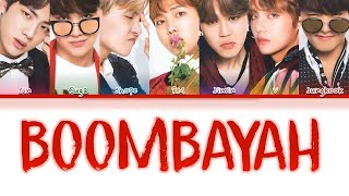 How Would BTS Sing BOOMBAYAH By BLACKPINK (FANMADE)