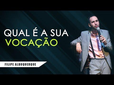 QUAL É A SUA VOCAÇÃO // Filipe Albuquerque - AD VILA ALZIRA