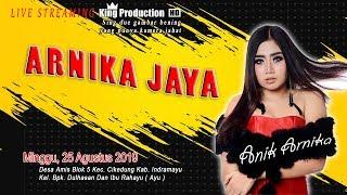 Live Arnika Jaya Desa Amis Cikedung Indramayu Minggu, 25 Agustus 2019