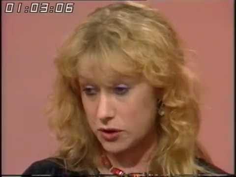 Helen Mirren Interview - Afternoon Plus - Thames TV