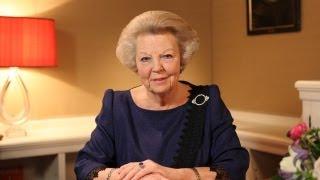 Aankondiging aftreden Koningin Beatrix (2013)