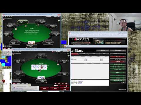 3k-20 Million Playchip in 24 Hours Prop Bet on Pokerstars Livestream!!!