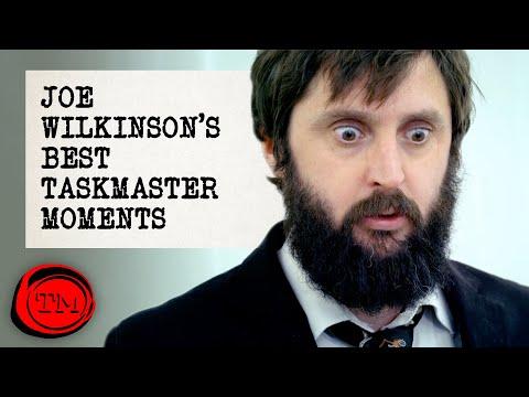 Joe Wilkinson's Best Taskmaster Moments