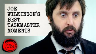 Joe Wilkinson's Best Taskmaster Moments
