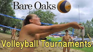 Bare Oaks Volleyball Tournaments! 2021