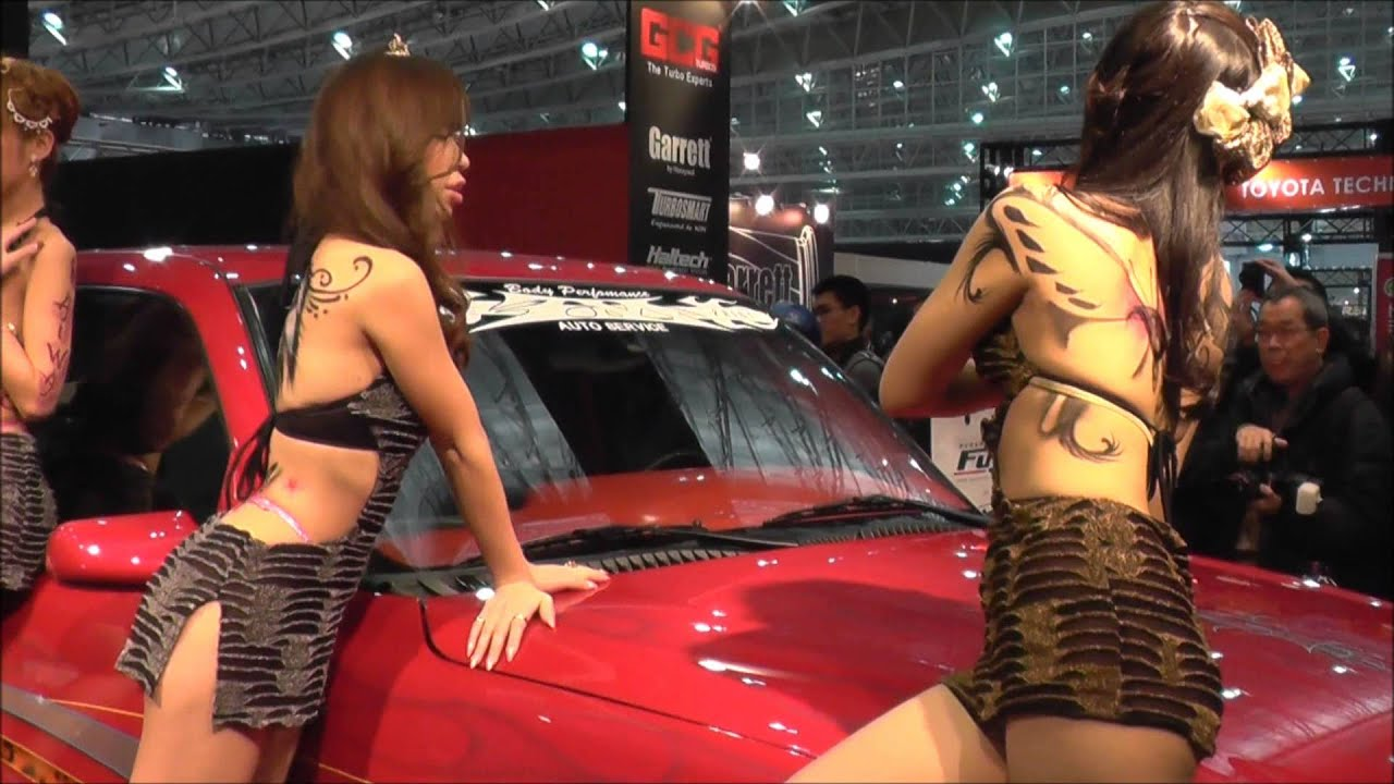 2015年 東京オートサロン AIWA GIRLS 公式ビデオ 株式会社アイワ