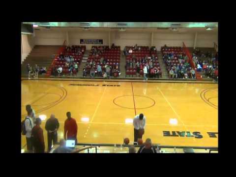 Seminole State College Trojan Basketball vs Connors State College
