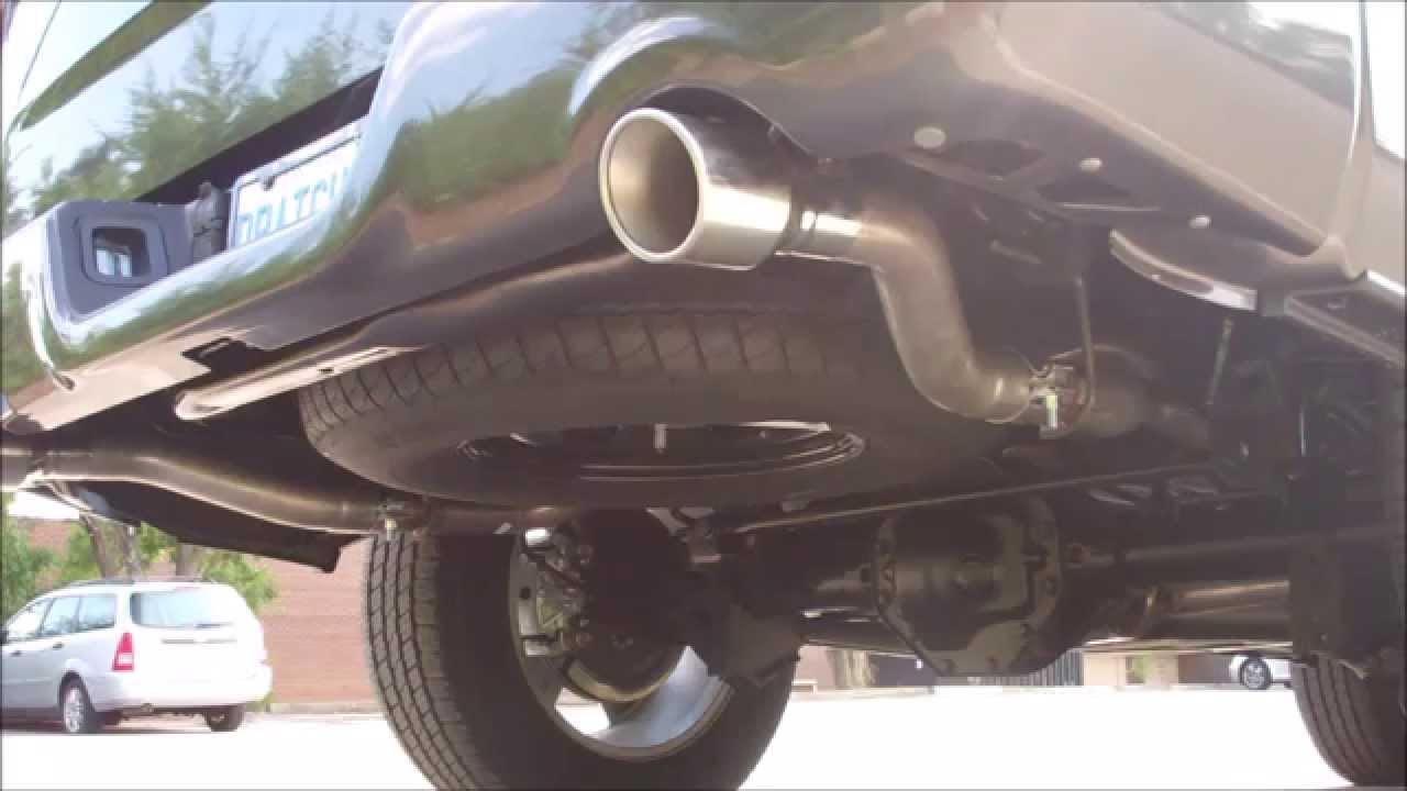 best exhaust for the tundra ever