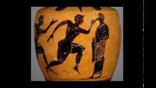 Музыка Древней Греции (для урока)