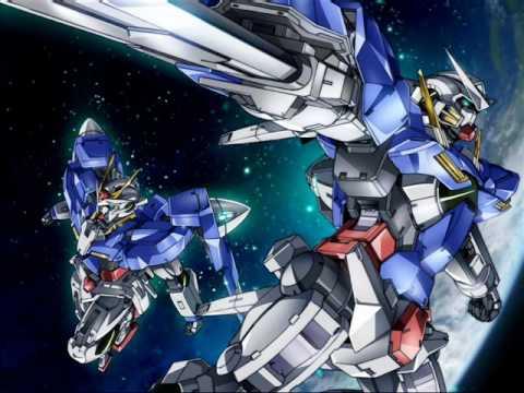 Gundam 00 Daybreak's bell pian...
