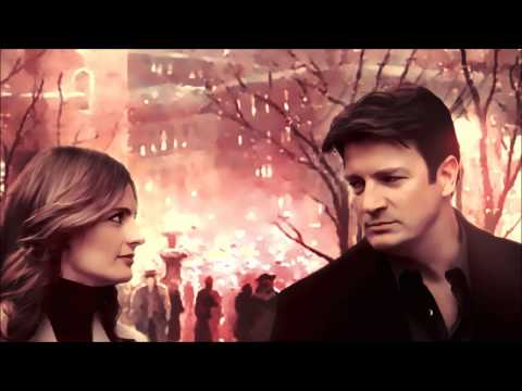 Castle, Nathan Fillion Stana Katic, video slide show.     Patsy.