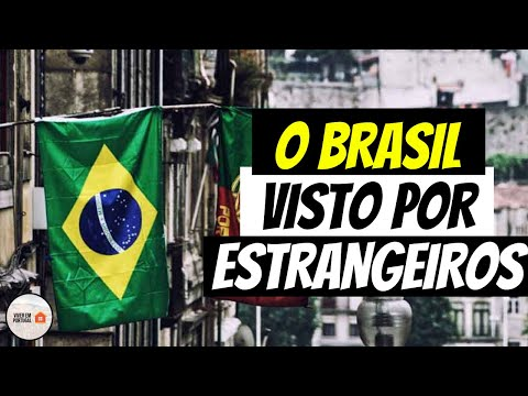 BRASIL É O PIOR PAÍS PARA ESTRANGEIROS VIVEREM? Brasil E Portugal Diferenças Para Imigrantes.