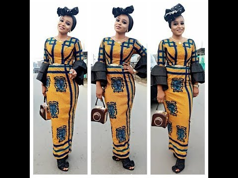 2018 Adorable African Dresses : Lovely Collection of African Styles