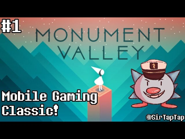 Let's Play Monument Valley