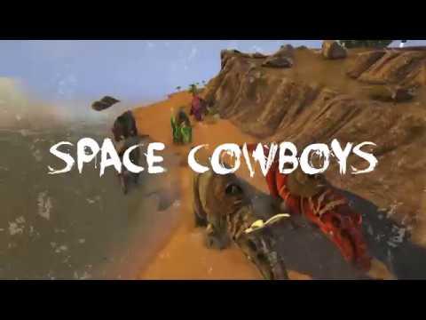 ARK OFFICIAL PS4 PVP: SPACE COWBOYS VS. UMBRELLA CORP SERVER 138 WIPE