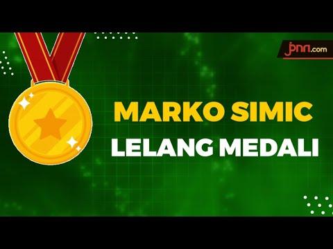 Marko Simic Lelang Medali Juara Liga 1 2018 Bersama Persija, Ada Apa?
