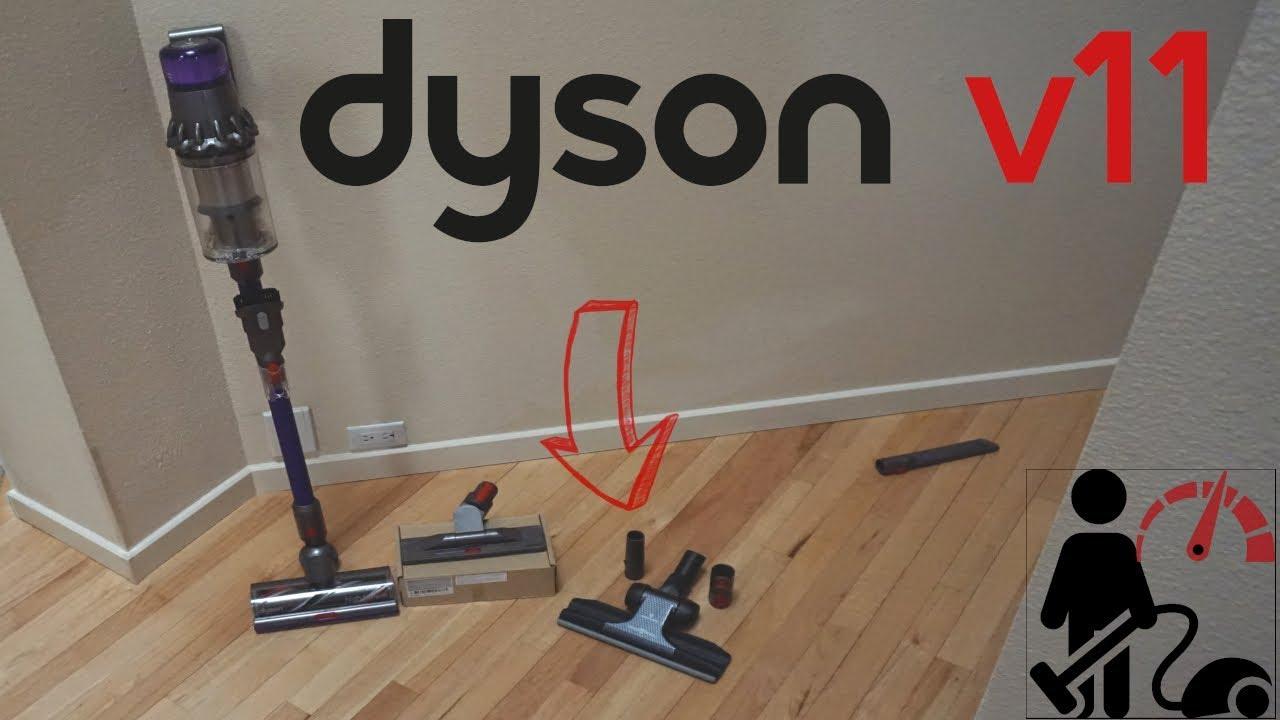 Dyson V11 V10 Soft Carpet Wood
