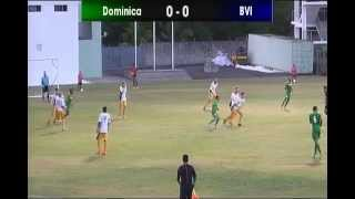 Dominica Vs British Virgin Islands Game 2