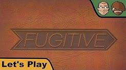 Fugitive - Brettspiel - Let's Play - GEN CON 2017
