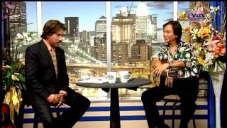 Nhac Si Trung Nghia - Magic-guitar- 10 ngon tay vang  - ND Chris Show  - Part 1