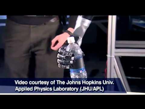 Video thumbnail of Modular Prosthetic Limb