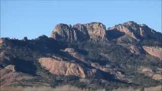 Rocher de Roquebrune sur Argens