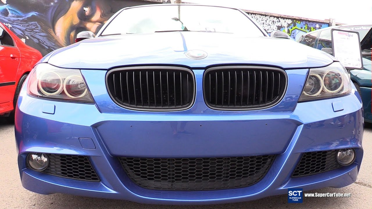 bmw e90 320d exterior walkaround 2016 tuning show. Black Bedroom Furniture Sets. Home Design Ideas