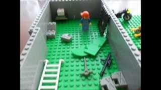 Лего-мультик  Нападение зомби (1 серия)