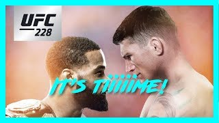 Preview UFC 228 : Tyron Woodley vs. Darren Till | Podcast La Sueur