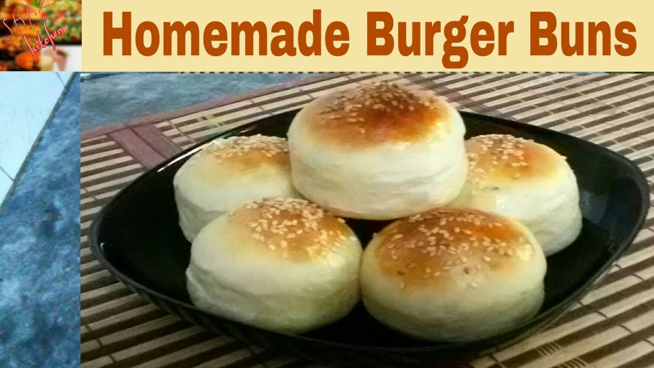 how to make mcdonalds burger buns