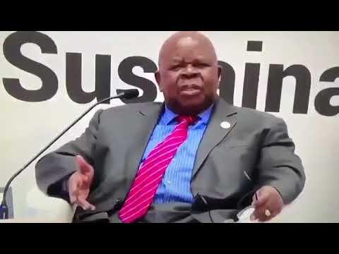 Former President Benjamin Mkapa