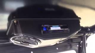 New EMP UTV stereo