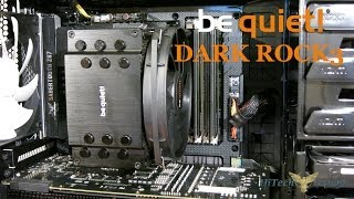 be quiet! Dark Rock 3 CPU Cooler Overview and Benchmarks